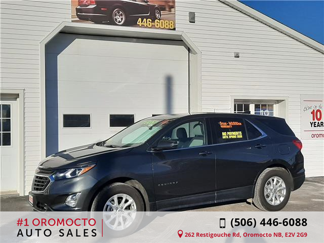 2018 Chevrolet Equinox 1LT (Stk: 503) in Oromocto - Image 1 of 16