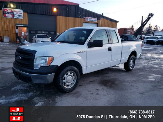 2013 Ford F-150 XL (Stk: 6022) in Thordale - Image 1 of 8