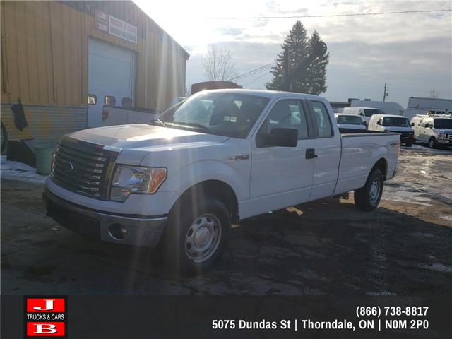 2014 Ford F-150 XL (Stk: 6049) in Thordale - Image 1 of 9
