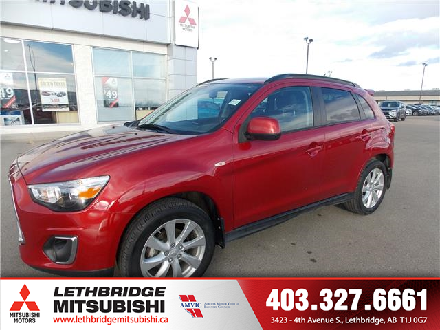 2014 Mitsubishi RVR GT (Stk: P4000) in Lethbridge - Image 1 of 16