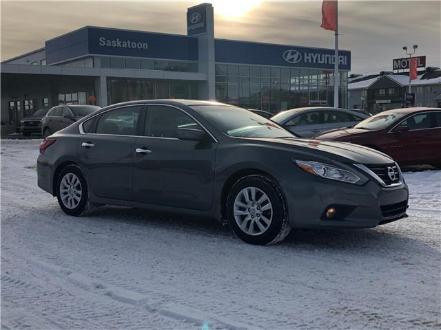2018 Nissan Altima 2.5 SV (Stk: B7491) in Saskatoon - Image 1 of 28