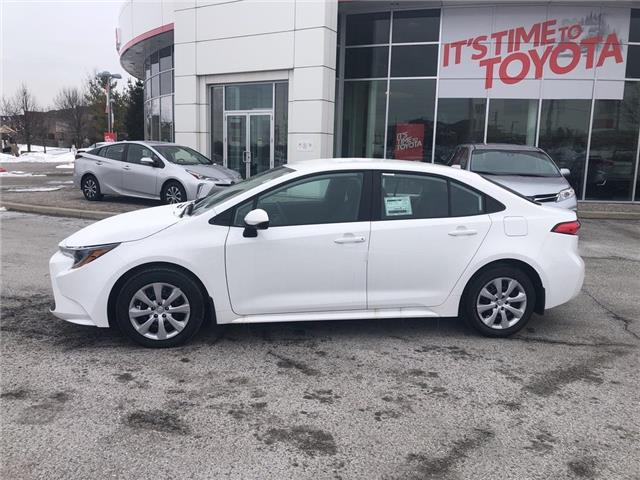2020 Toyota Corolla LE (Stk: 31406) in Aurora - Image 2 of 15
