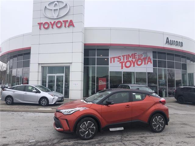 2020 Toyota C-HR  (Stk: 31500) in Aurora - Image 1 of 15