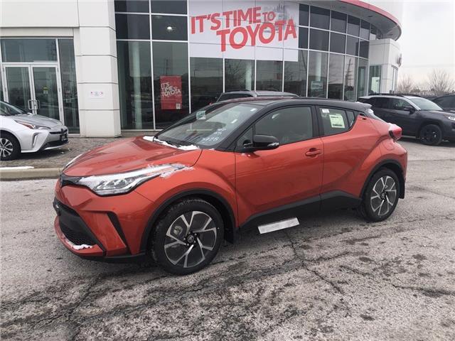 2020 Toyota C-HR  (Stk: 31500) in Aurora - Image 2 of 15