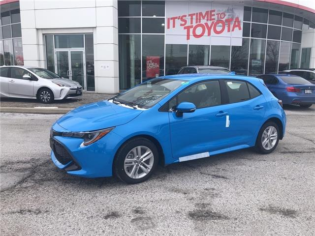 2020 Toyota Corolla Hatchback  (Stk: 31557) in Aurora - Image 2 of 15
