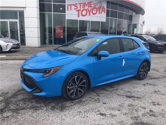 2020 Toyota Corolla Hatchback  (Stk: 31604) in Aurora - Image 2 of 15