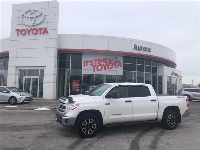 2017 Toyota Tundra  (Stk: 311972) in Aurora - Image 1 of 28