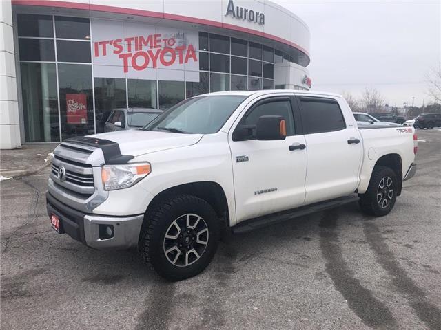 2017 Toyota Tundra  (Stk: 311972) in Aurora - Image 2 of 28