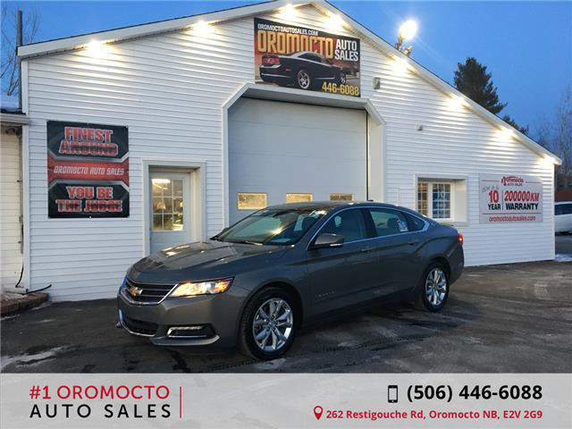 2019 Chevrolet Impala 1LT (Stk: 150) in Oromocto - Image 1 of 13
