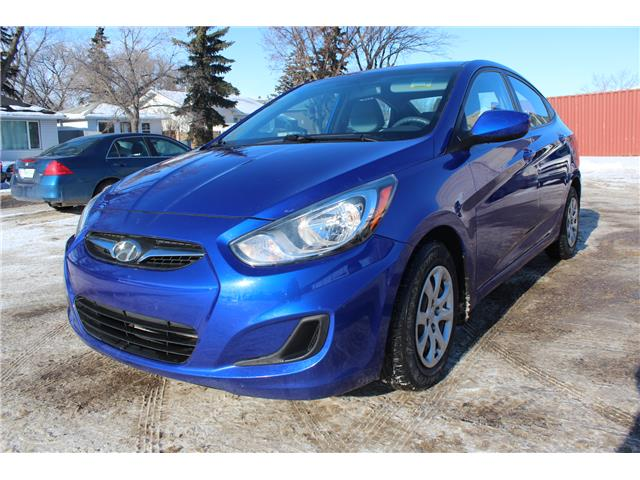 2014 Hyundai Accent GLS (Stk: CBK2871) in Regina - Image 1 of 18