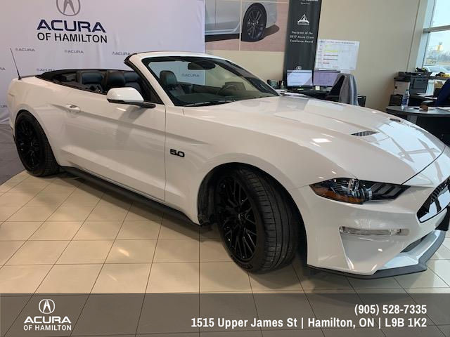 2018 Ford Mustang GT Premium (Stk: 1817982) in Hamilton - Image 1 of 19