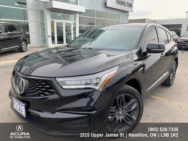2019 Acura RDX A-Spec (Stk: 1918620) in Hamilton - Image 2 of 28