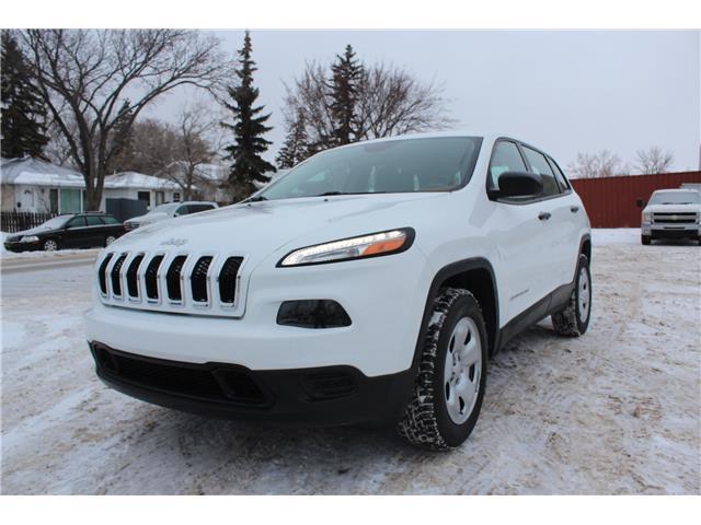 2014 Jeep Cherokee Sport (Stk: CBK2873) in Regina - Image 1 of 20