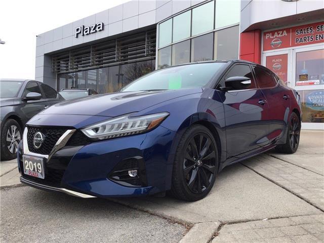 2019 Nissan Maxima SR (Stk: A8081) in Hamilton - Image 1 of 26