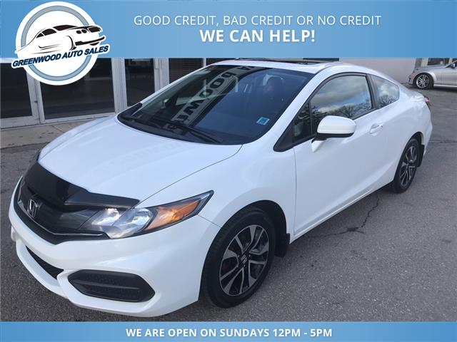 2015 Honda Civic EX (Stk: 15-01866) in Greenwood - Image 2 of 24