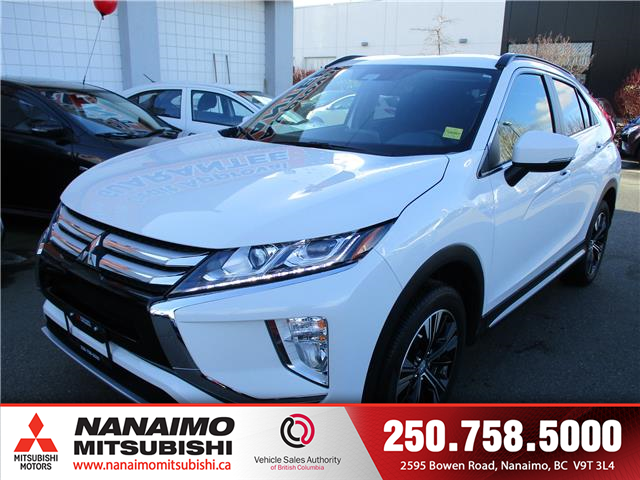 2018 Mitsubishi Eclipse Cross SE (Stk: 9E0383A) in Nanaimo - Image 1 of 19