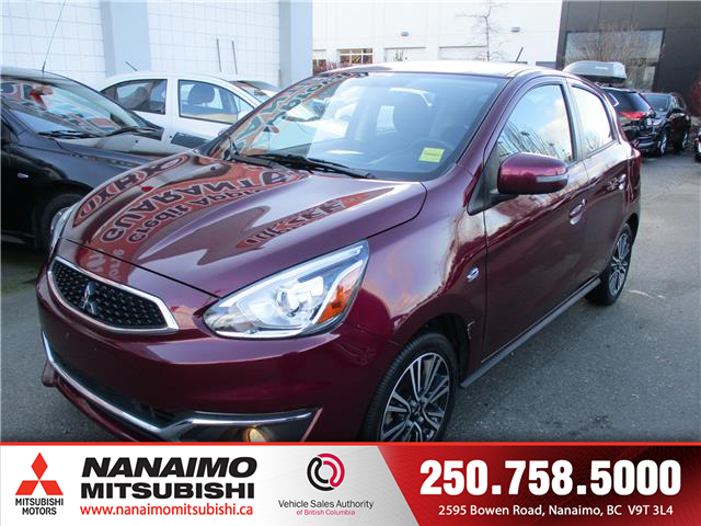 2018 Mitsubishi Mirage GT (Stk: 9R2358A) in Nanaimo - Image 1 of 16
