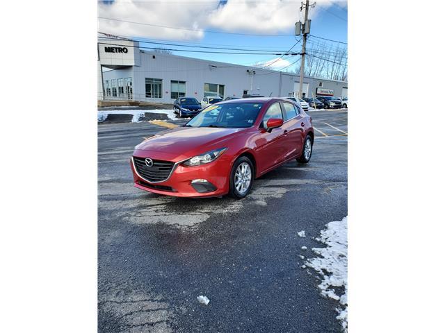 2014 Mazda Mazda3 i Touring MT 5-Door (Stk: p19-049a) in Dartmouth - Image 1 of 15