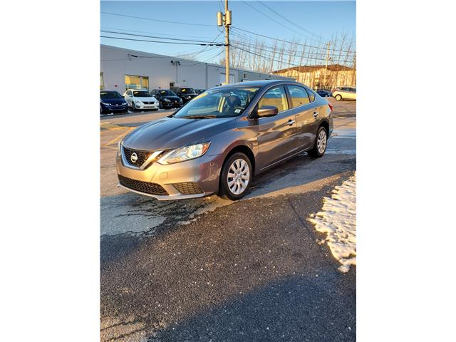 2016 Nissan Sentra S (Stk: p20-021) in Dartmouth - Image 1 of 12