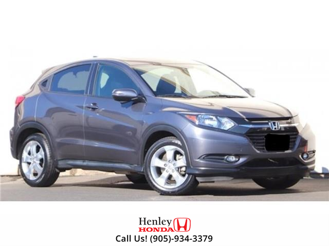 2016 Honda HR-V SUNROOF | HEATED SEATS | BLUETOOTH | BACK UP (Stk: H18666A) in St. Catharines - Image 1 of 1