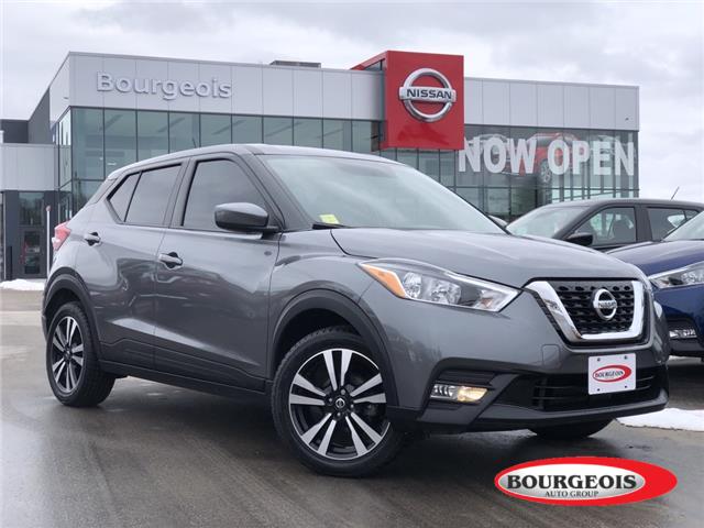 2019 Nissan Kicks SV (Stk: 020MR7A) in Midland - Image 1 of 14