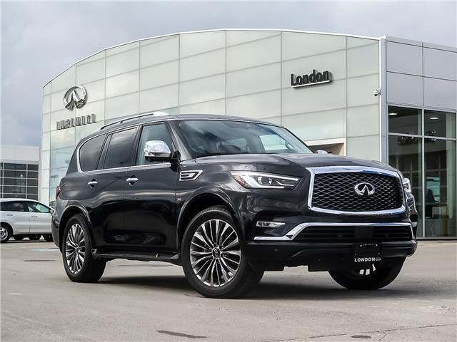2019 Infiniti QX80 LUXE 7 Passenger (Stk: 14293) in London - Image 1 of 31