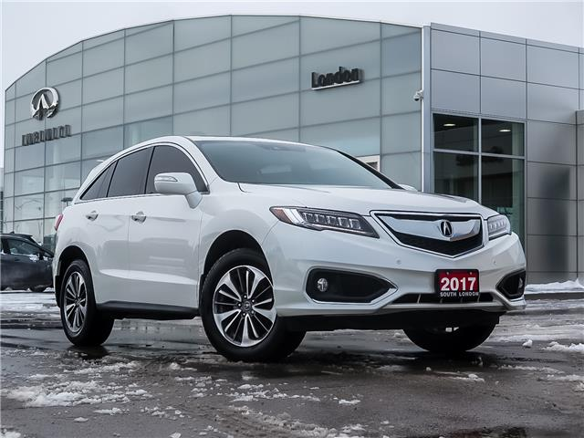 2017 Acura RDX Elite (Stk: E19096-1) in London - Image 1 of 27