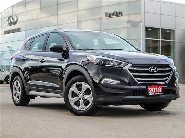 2018 Hyundai Tucson SE 2.0L (Stk: Y19168-1) in London - Image 1 of 28