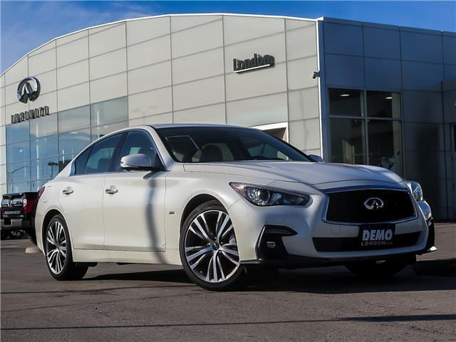2018 Infiniti Q50 3.0T Sport (Stk: G18014) in London - Image 1 of 26
