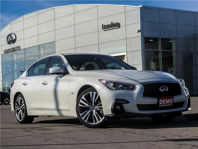 2018 Infiniti Q50 3.0T Sport (Stk: G18011) in London - Image 1 of 27