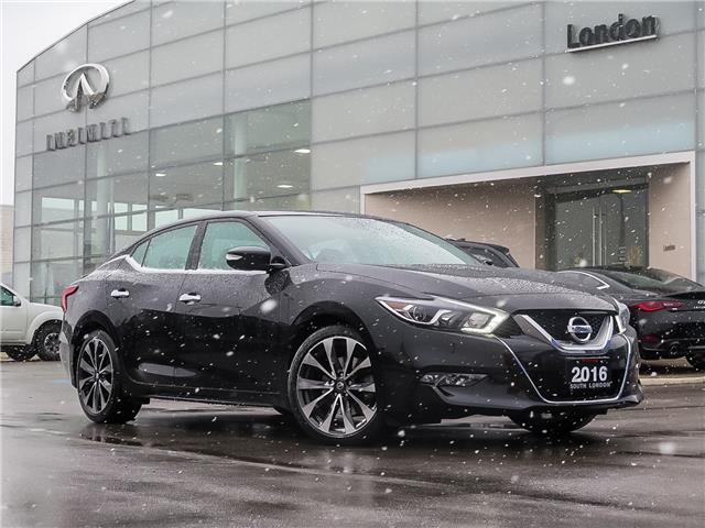 2016 Nissan Maxima SR (Stk: G19020-1) in London - Image 1 of 25