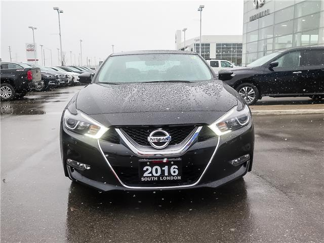 2016 Nissan Maxima SR (Stk: G19020-1) in London - Image 2 of 25