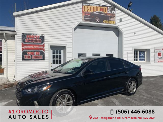 2019 Hyundai Sonata Preferred (Stk: 706) in Oromocto - Image 1 of 22