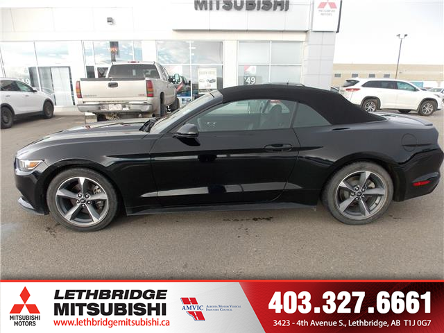 2015 Ford Mustang V6 (Stk: 8E618558A) in Lethbridge - Image 2 of 16