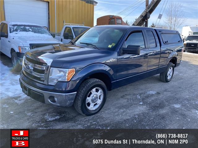 2014 Ford F-150 XLT (Stk: 6108) in Thordale - Image 1 of 6