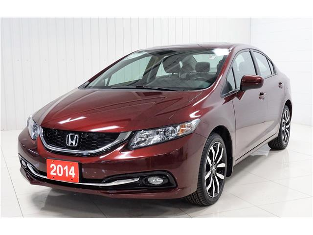 2014 Honda Civic Touring (Stk: P5695B) in Sault Ste. Marie - Image 2 of 24