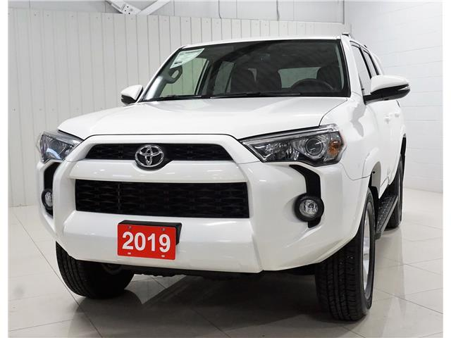 2019 Toyota 4Runner SR5 (Stk: R19062A) in Sault Ste. Marie - Image 1 of 27