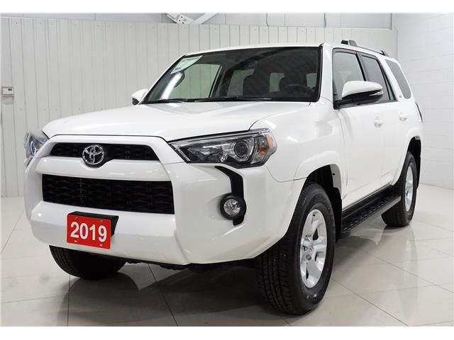 2019 Toyota 4Runner SR5 (Stk: R19062A) in Sault Ste. Marie - Image 2 of 27