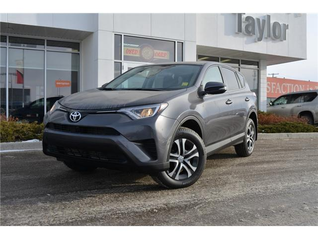 2016 Toyota RAV4 LE at $23500 for sale in Regina - Taylor Toyota