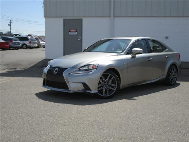 2015 Lexus IS 250 Base (Stk: 1880061) in Regina - Image 1 of 40
