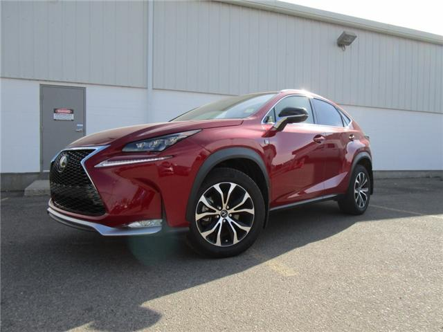 2015 Lexus NX 200t Base (Stk: 1890681 ) in Regina - Image 1 of 26