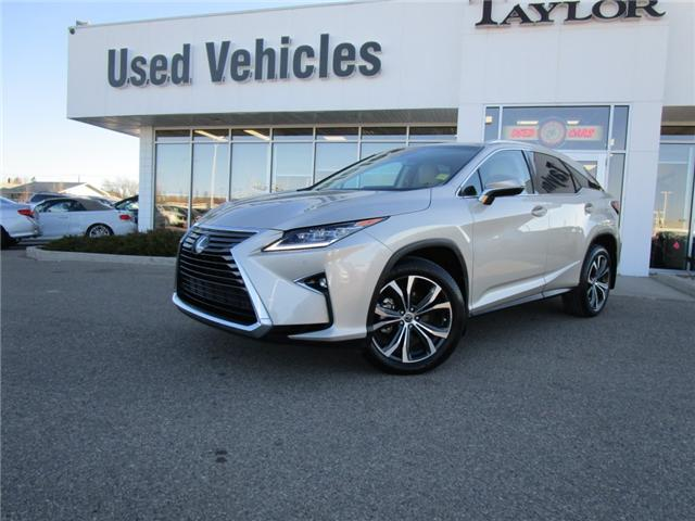 2017 Lexus RX 350 Base (Stk: 1990121) in Regina - Image 1 of 38