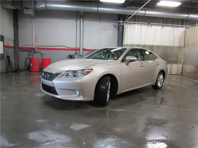 2013 Lexus ES 300h Base (Stk: 1980051) in Regina - Image 1 of 31