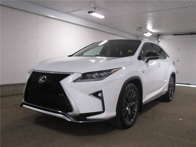 2018 Lexus RX 350 Base (Stk: 127112  ) in Regina - Image 1 of 32