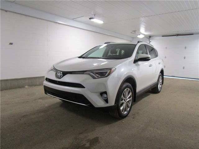 2018 Toyota RAV4 Limited (Stk: 2010261) in Regina - Image 1 of 34