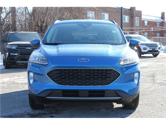 2020 Ford Escape Titanium Hybrid (Stk: 2002210) in Ottawa - Image 2 of 16