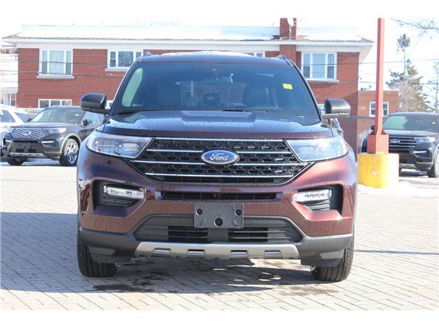 2020 Ford Explorer XLT (Stk: 2001600) in Ottawa - Image 2 of 17