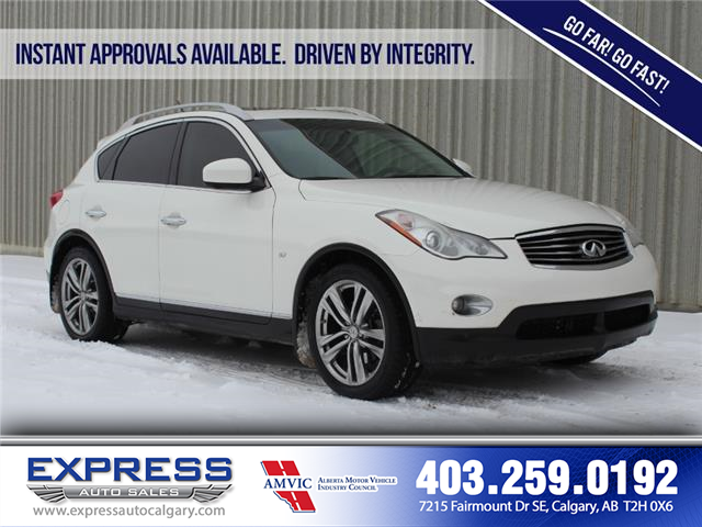 2014 Infiniti QX50 Journey (Stk: P15-1266A) in Calgary - Image 1 of 20