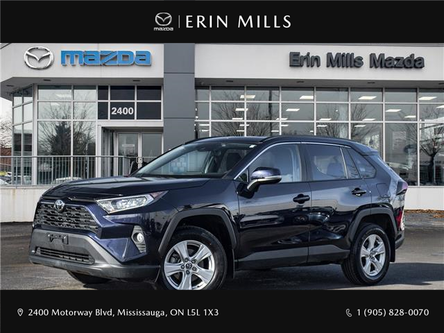 2019 Toyota RAV4 XLE (Stk: 20-0248A) in Mississauga - Image 1 of 21