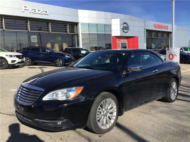 2011 Chrysler 200 Limited (Stk: T8551) in Hamilton - Image 1 of 3